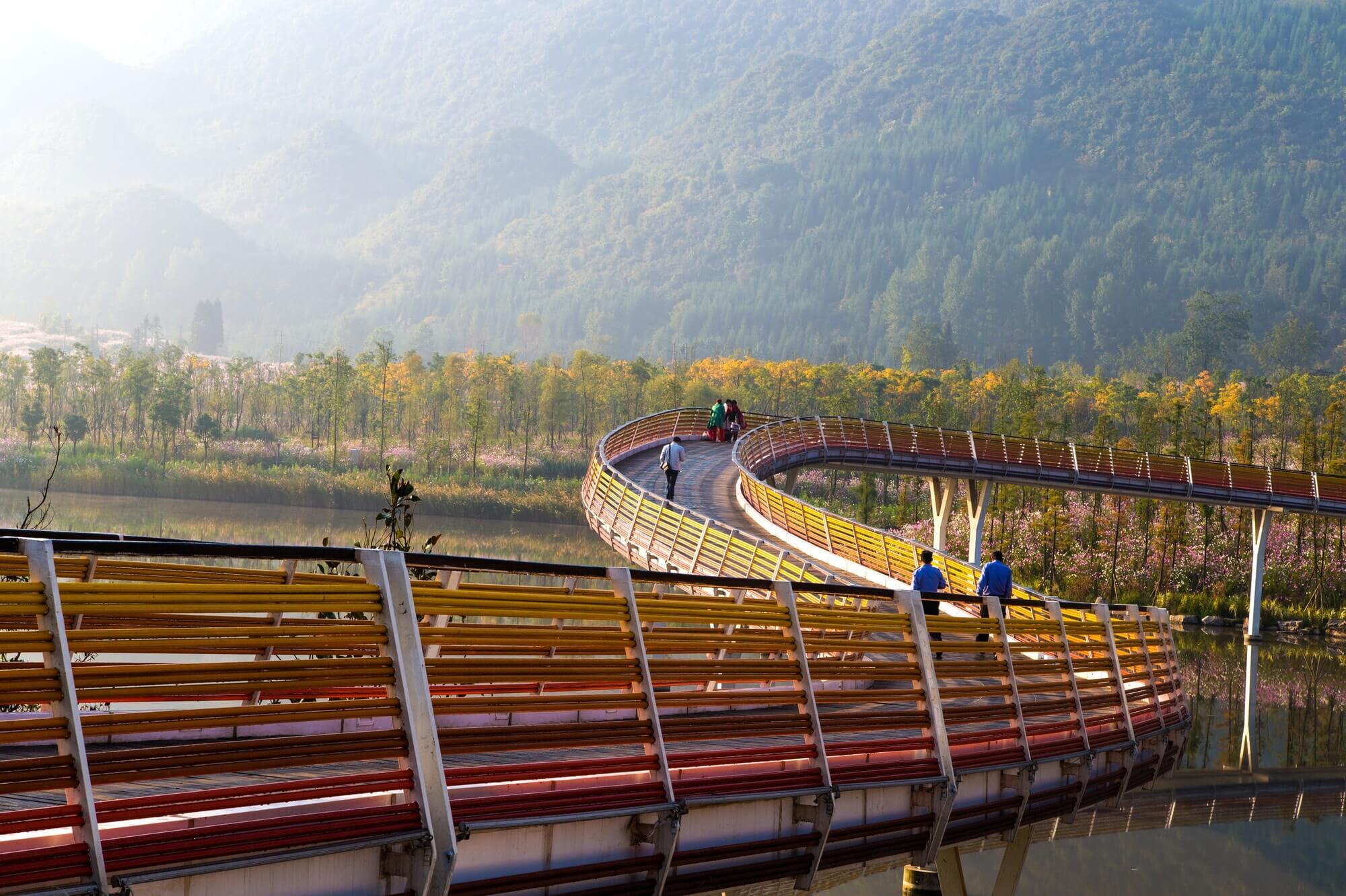 minghu-wetland-park